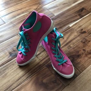 All Star Converse Hi Top Women's Shoes